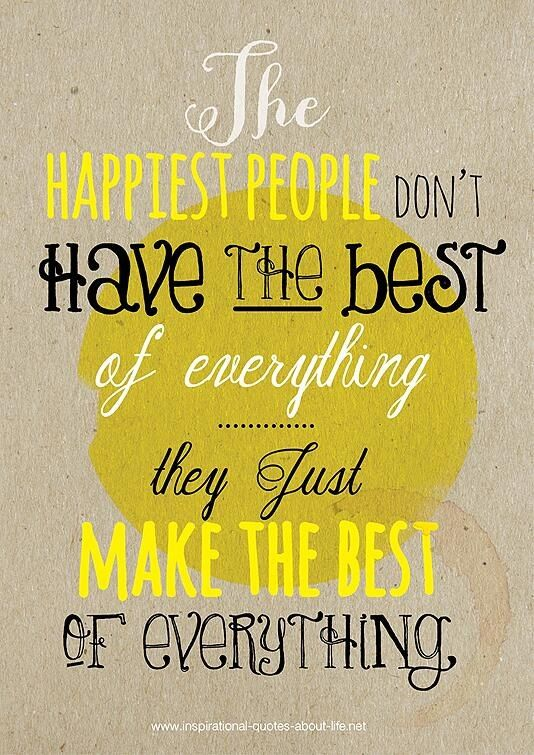Inspirational Day Quotes: What An Outstanding Response! #happinessday