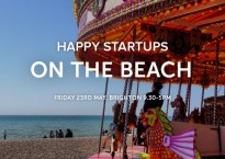 Startup workshop on the beach