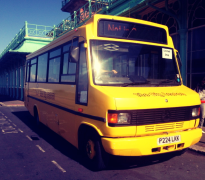 Happy Startups bus!