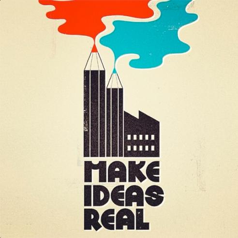 Make ideas real: startup advice