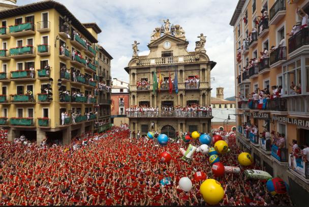 Happy Startups visits Pamplona