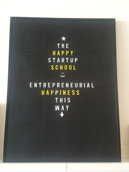 entrepreneurial happiness