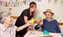 Cocktails in Care Homes