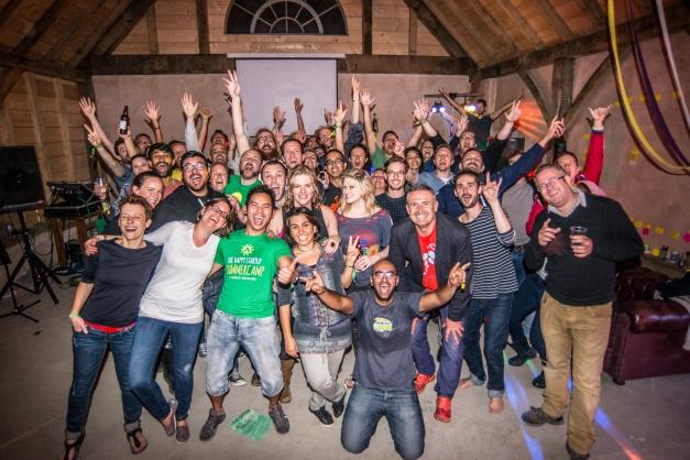 Summercamp for startups