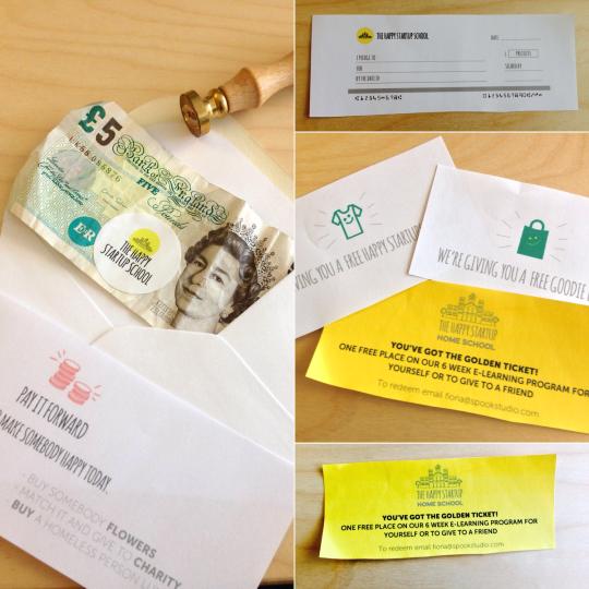 happy envelopes