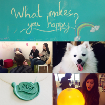 International Happiness Day collage