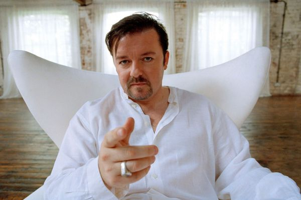 David-Brent-in-a-scene-from-his-pop-video-produced-on-the-proceeds-of-his-redundancy-pay-from-Wernham-Hogg