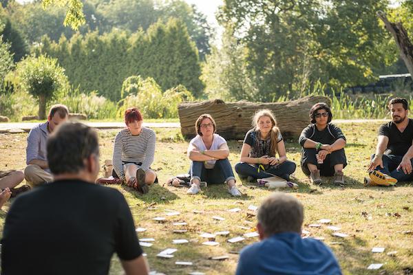 startup camp retreat
