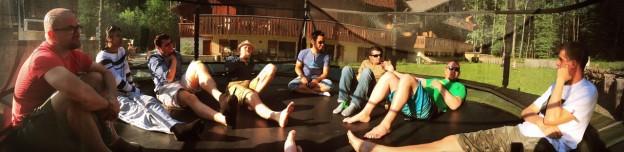 trampoline meetings